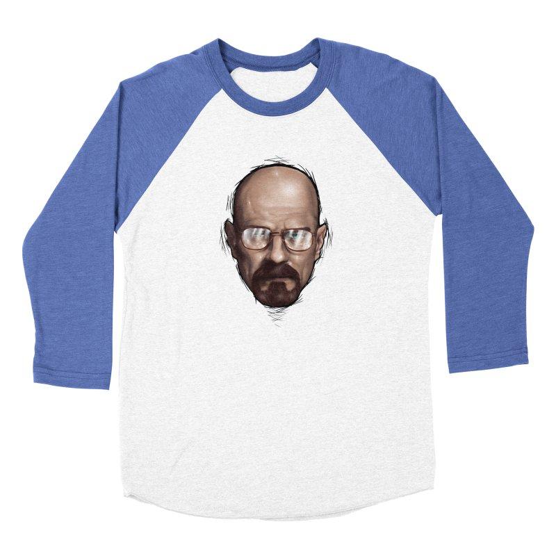 Heisenberg Women's Longsleeve T-Shirt by zonnie's Shop