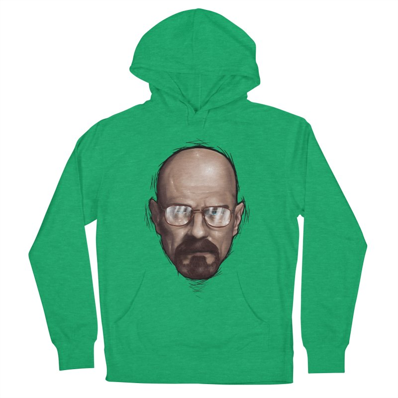 Heisenberg Men's French Terry Pullover Hoody by zonnie's Shop