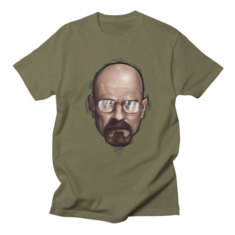 Heisenberg Men's Regular T-Shirt by zonnie's Shop