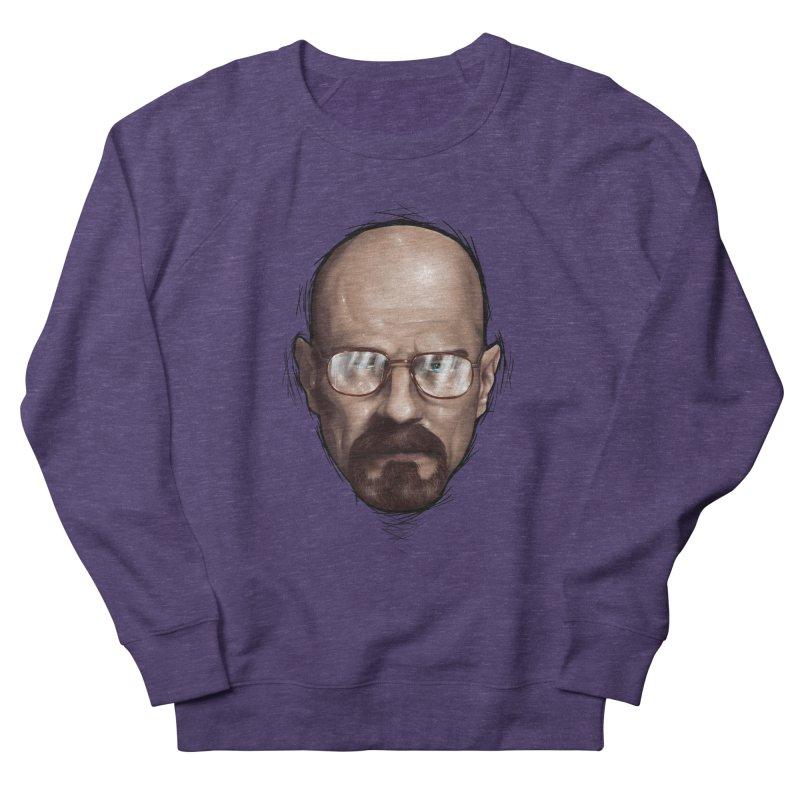 Heisenberg Women's French Terry Sweatshirt by zonnie's Shop