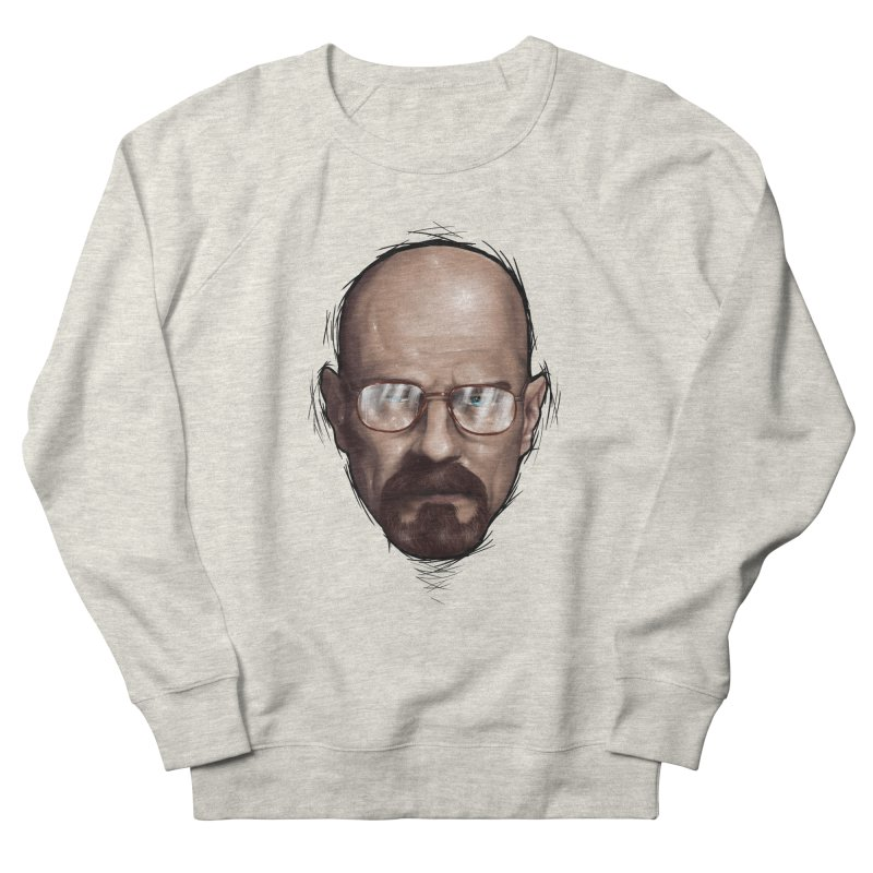 Heisenberg Women's French Terry Sweatshirt by zonnie's Shop