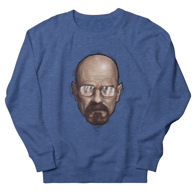 Heisenberg Men's Sweatshirt by zonnie's Shop