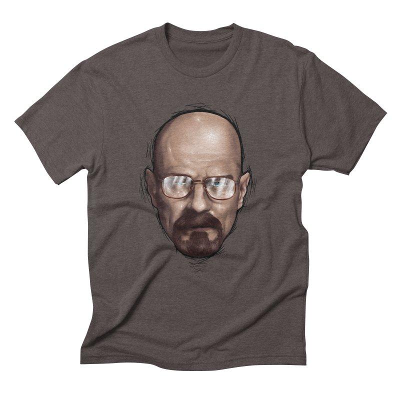 Heisenberg Men's Triblend T-Shirt by zonnie's Shop