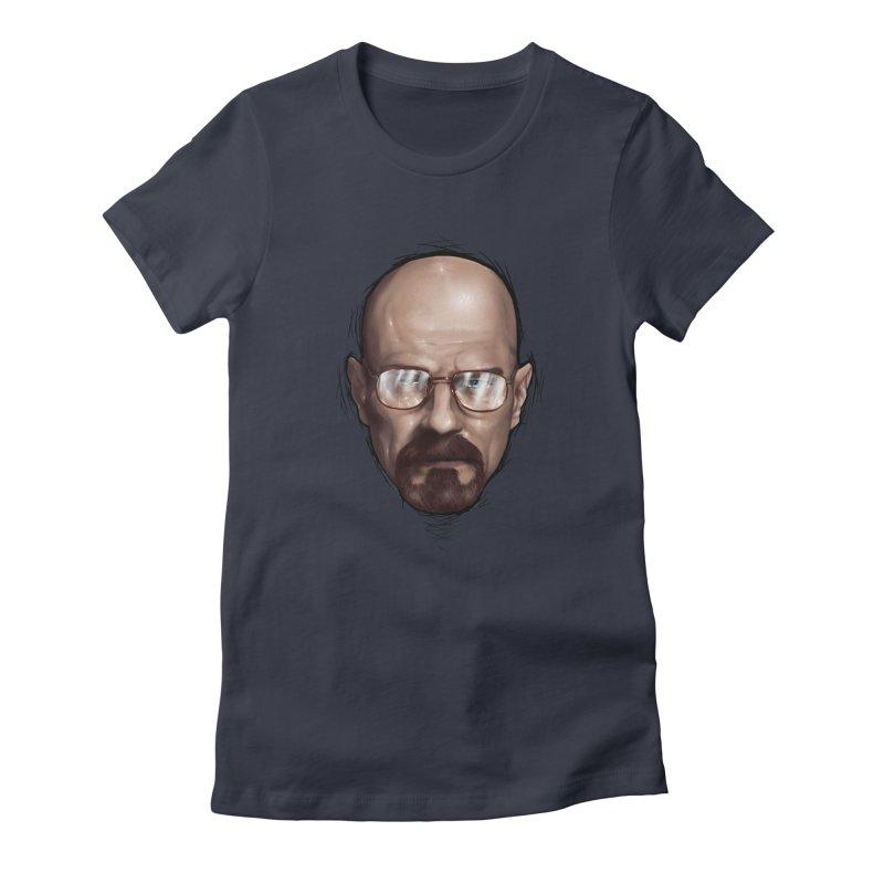 Heisenberg Women's T-Shirt by zonnie's Shop