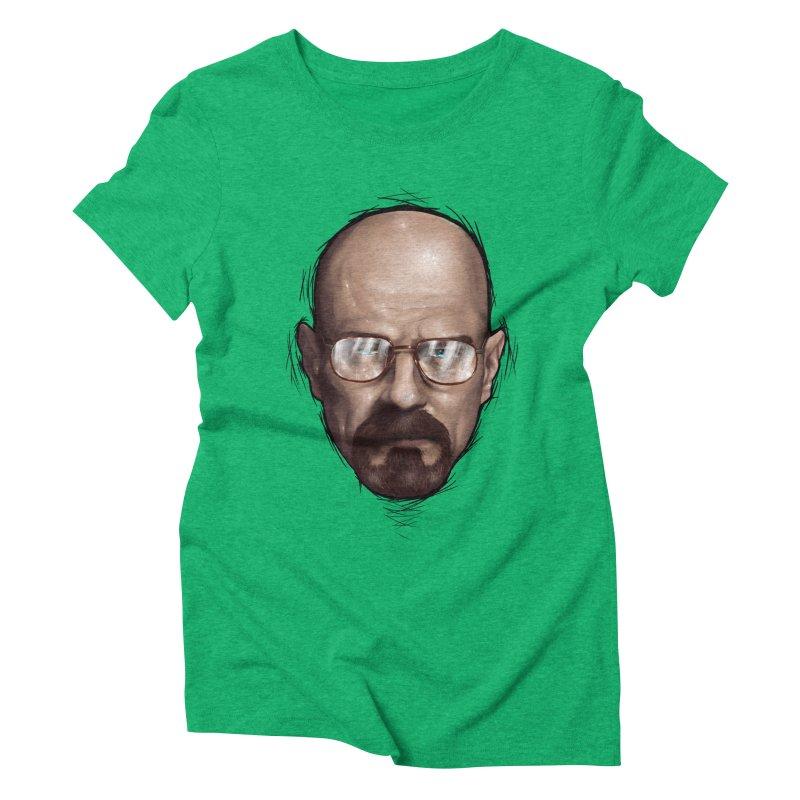 Heisenberg Women's Triblend T-Shirt by zonnie's Shop
