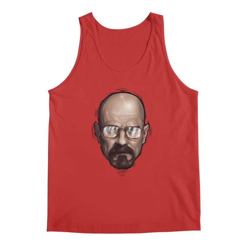 Heisenberg Men's Tank by zonnie's Shop