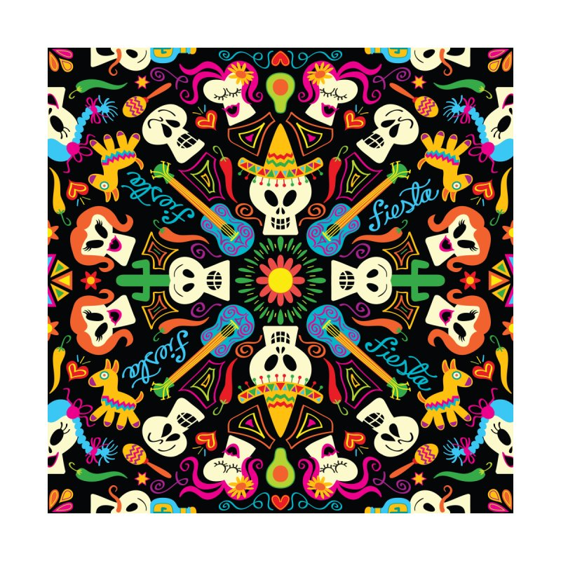 Joyful Mexican skeletons celebrating the Day of the Dead Men's T-Shirt by Zoo&co's Artist Shop