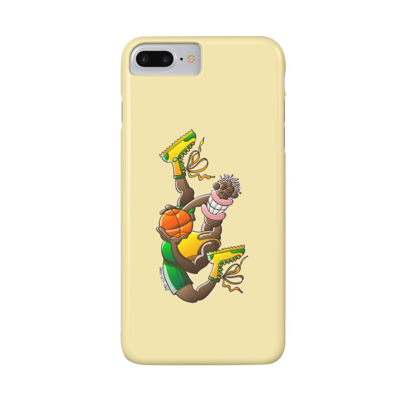Amazing basketball Accessories Phone Case by Zoo&co's Artist Shop