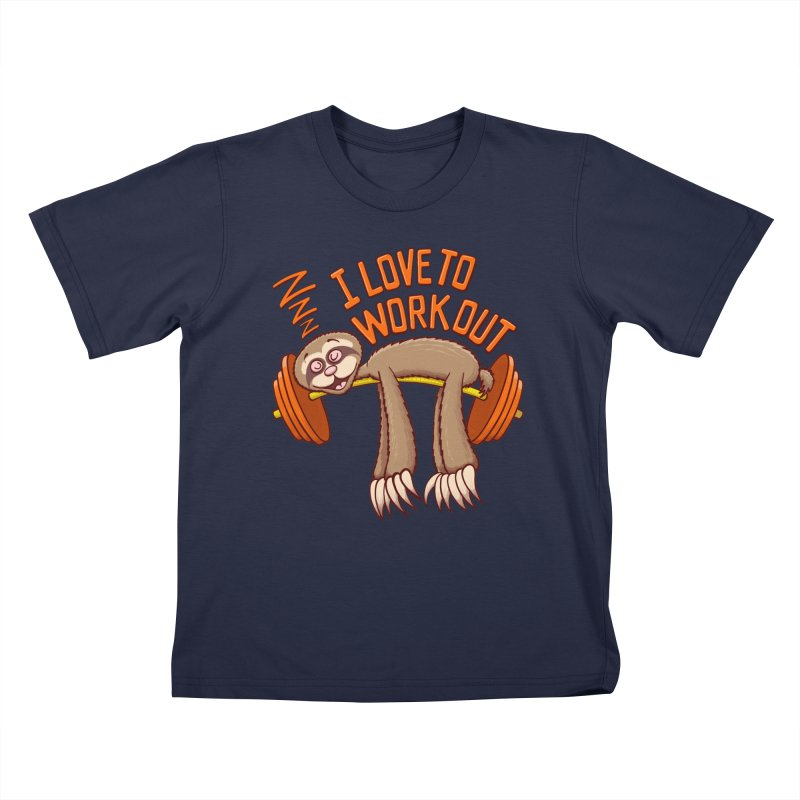Kids None by Zoo&co's Artist Shop