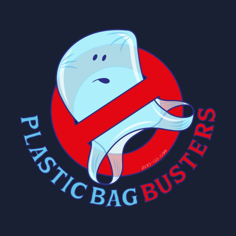 Plastic bag busters: Stop plastic pollution by Zoo&co's Artist Shop
