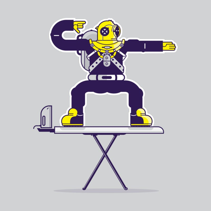 Ironboard Surfer by Blxman77 Artist Shop