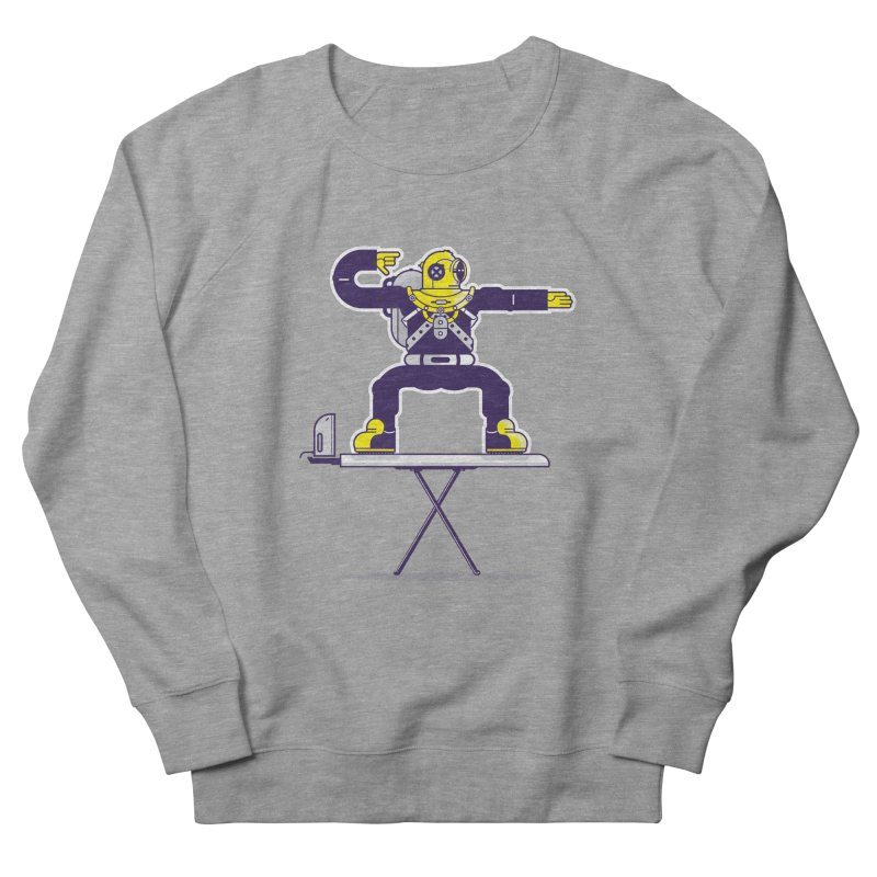 Ironboard Surfer Men's Sweatshirt by Blxman77 Artist Shop