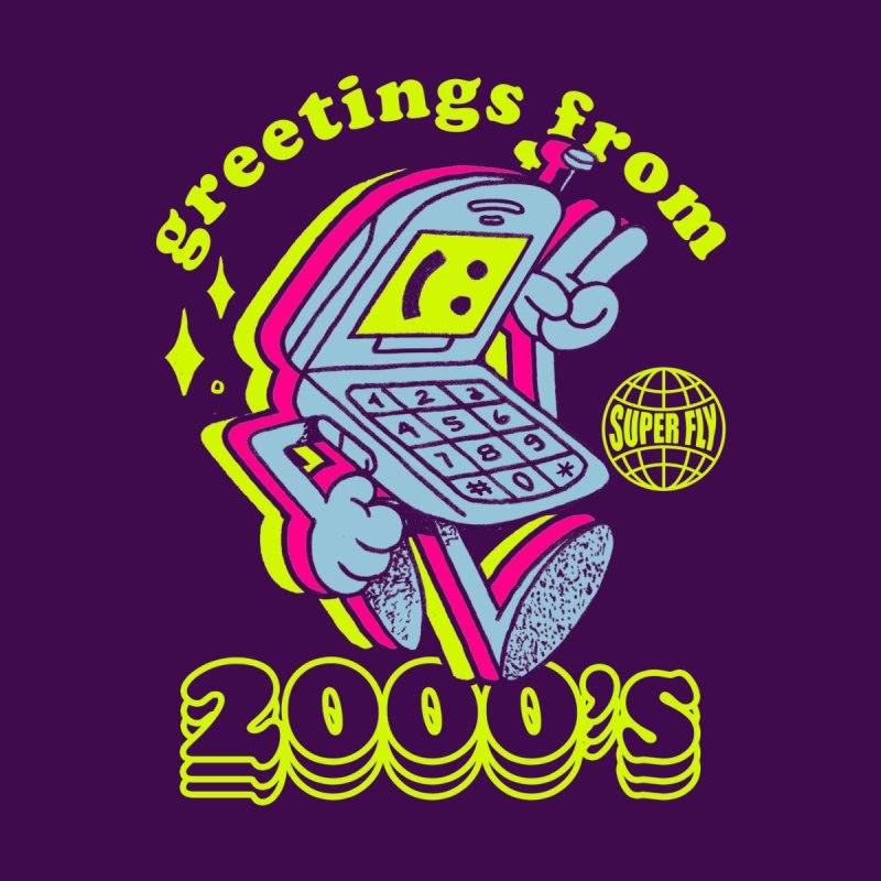 2000's Home Blanket by ZRO30