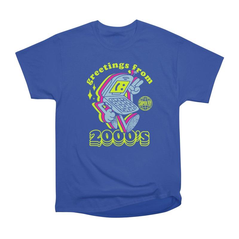 2000's Women's T-Shirt by ZRO30