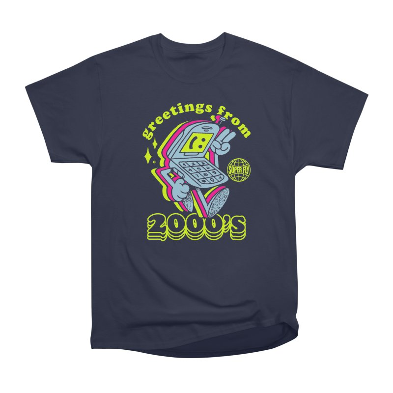 2000's Women's T-Shirt by ZRO30