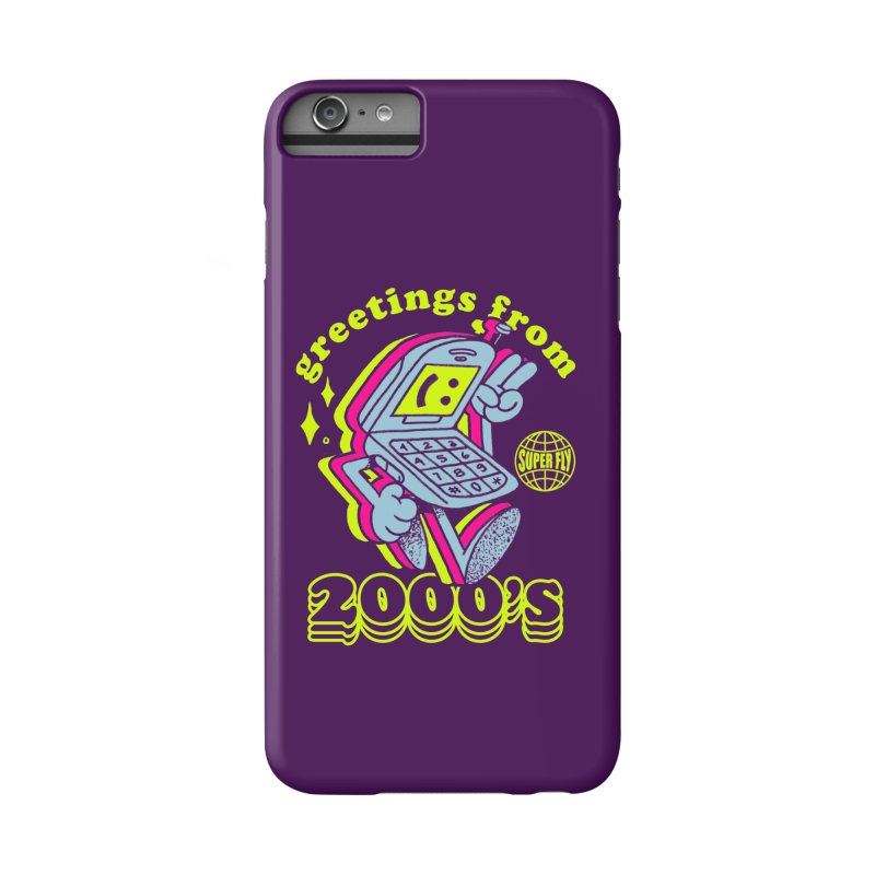 2000's Accessories Phone Case by ZRO30