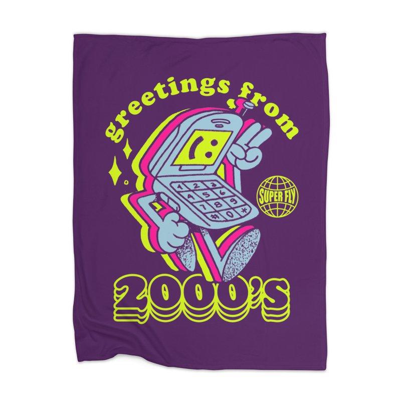 2000's Home Blanket by ZRO30