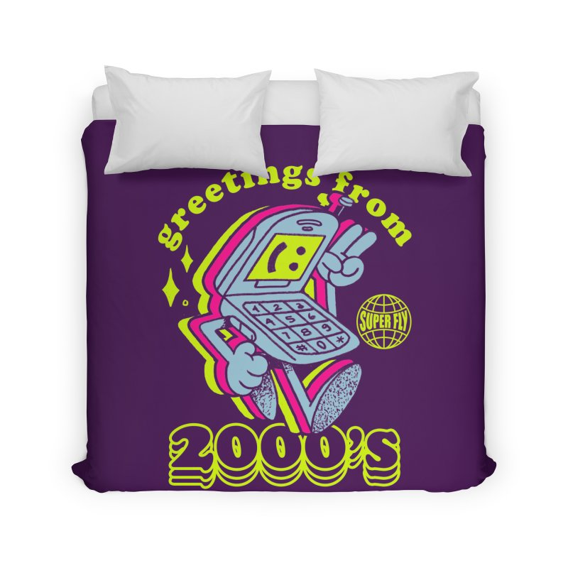 2000's Home Duvet by ZRO30