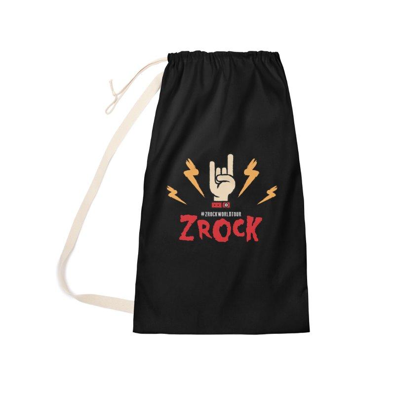 #ZRockWorldTour Accessories Bag by ZRock Shop