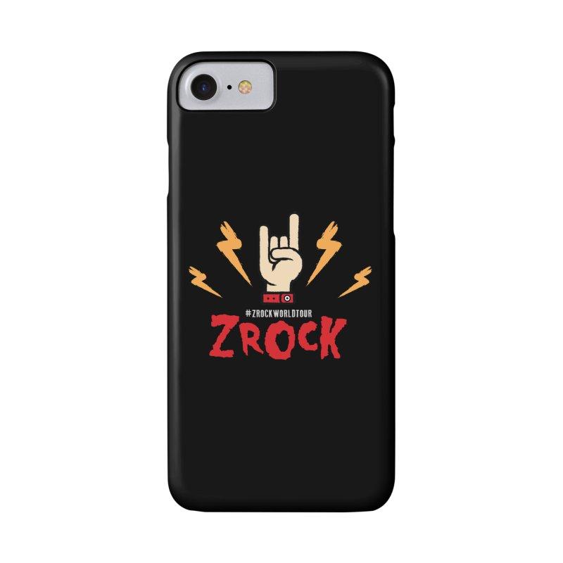 #ZRockWorldTour Accessories Phone Case by ZRock Shop