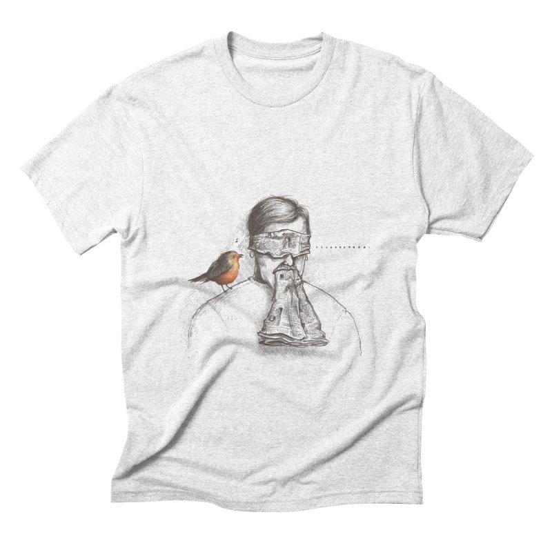 About Truth Men's Triblend T-shirt by ZulfikriMokoagow shop