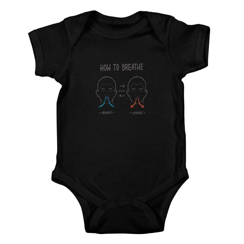 Important Tutorial Kids Baby Bodysuit by ZulfikriMokoagow shop