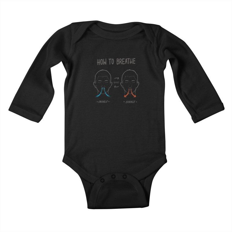 Important Tutorial Kids Baby Longsleeve Bodysuit by ZulfikriMokoagow shop