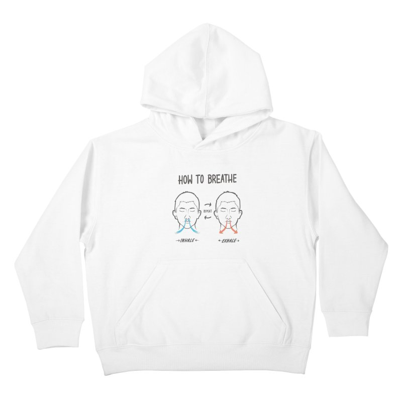Important Tutorial Kids Pullover Hoody by ZulfikriMokoagow shop