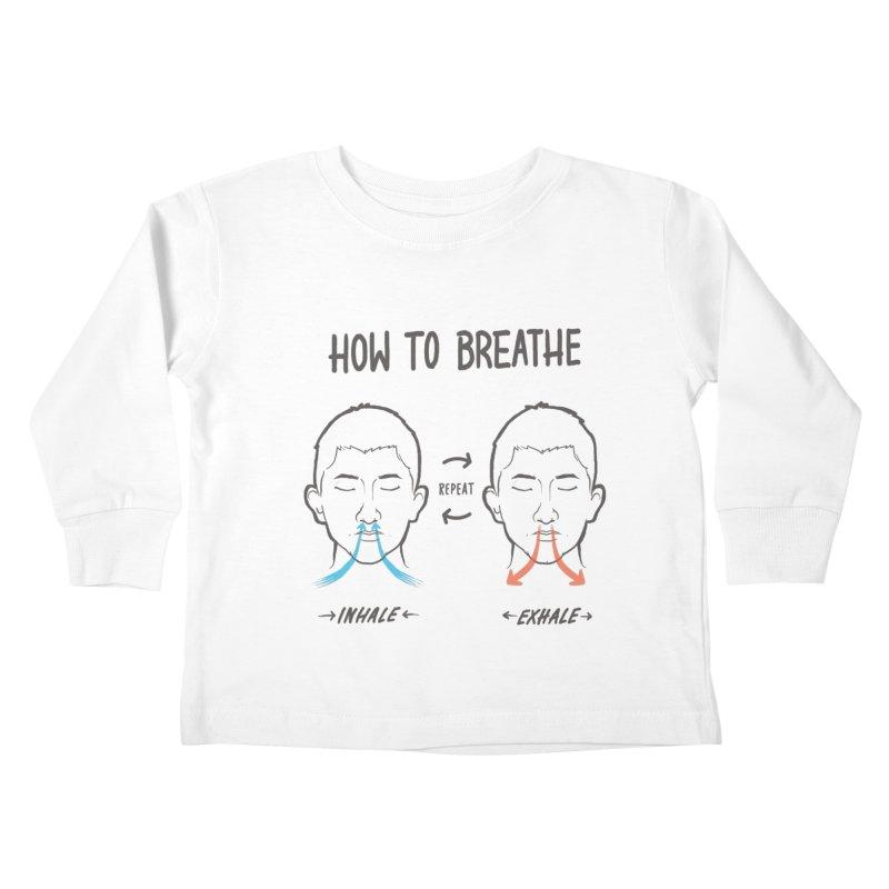 Important Tutorial Kids Toddler Longsleeve T-Shirt by ZulfikriMokoagow shop