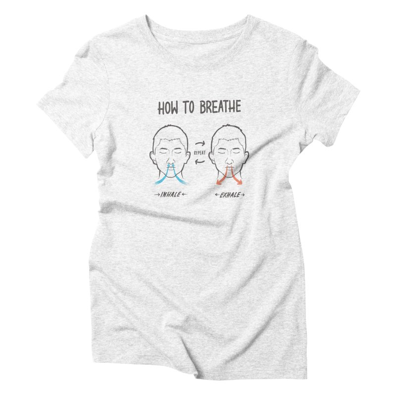 Important Tutorial Women's Triblend T-shirt by ZulfikriMokoagow shop