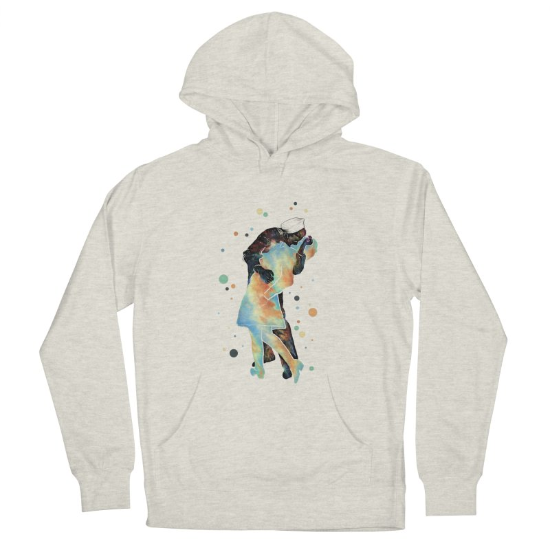 The Kiss Women's Pullover Hoody by ZulfikriMokoagow shop