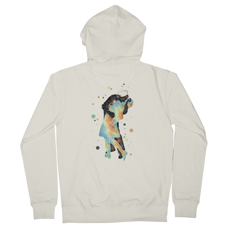 The Kiss Women's Zip-Up Hoody by ZulfikriMokoagow shop
