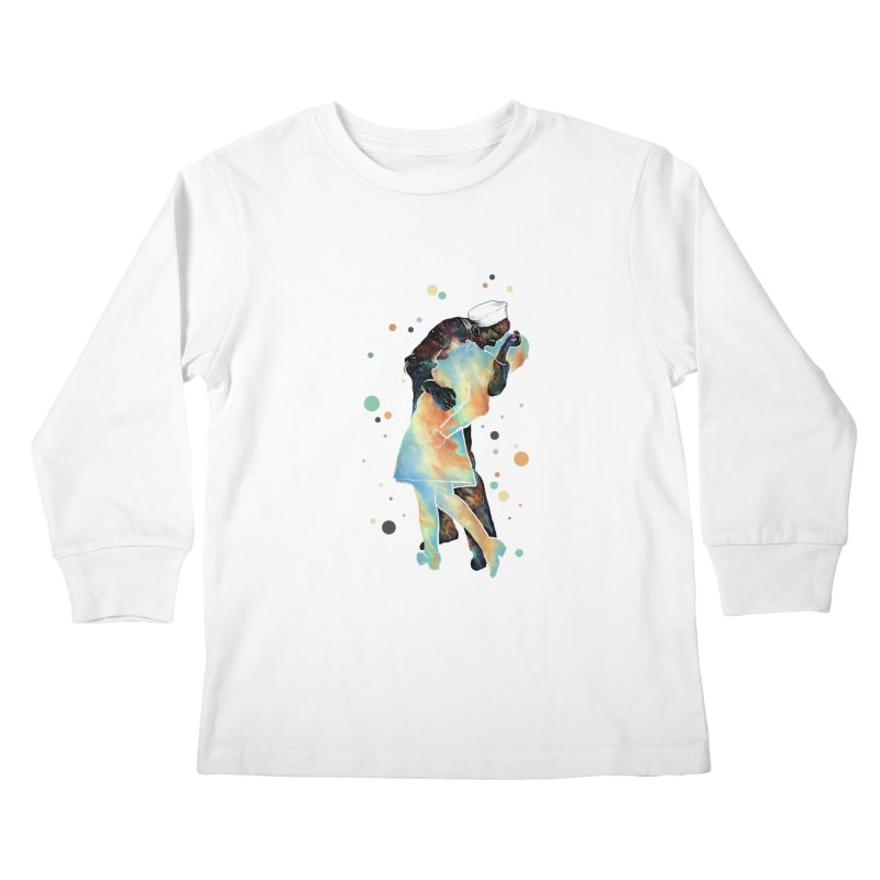 The Kiss Kids Longsleeve T-Shirt by ZulfikriMokoagow shop