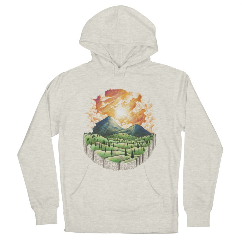Over the sunset Women's Pullover Hoody by ZulfikriMokoagow shop
