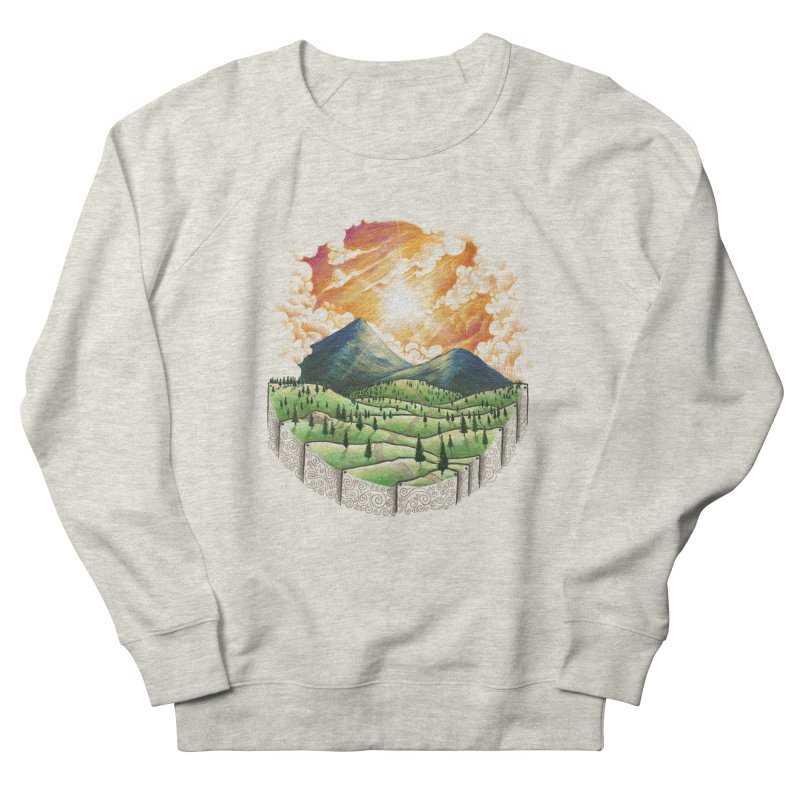 Over the sunset Men's Sweatshirt by ZulfikriMokoagow shop
