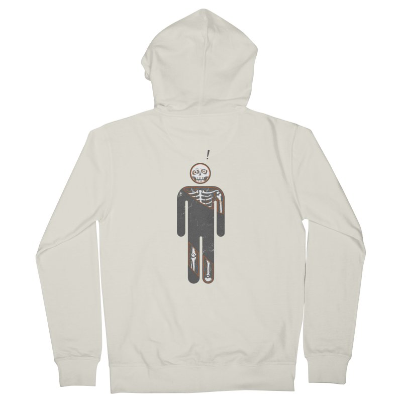 Anatomy of Icon Men's Zip-Up Hoody by ZulfikriMokoagow shop