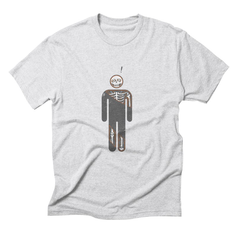 Anatomy of Icon Men's Triblend T-Shirt by ZulfikriMokoagow shop