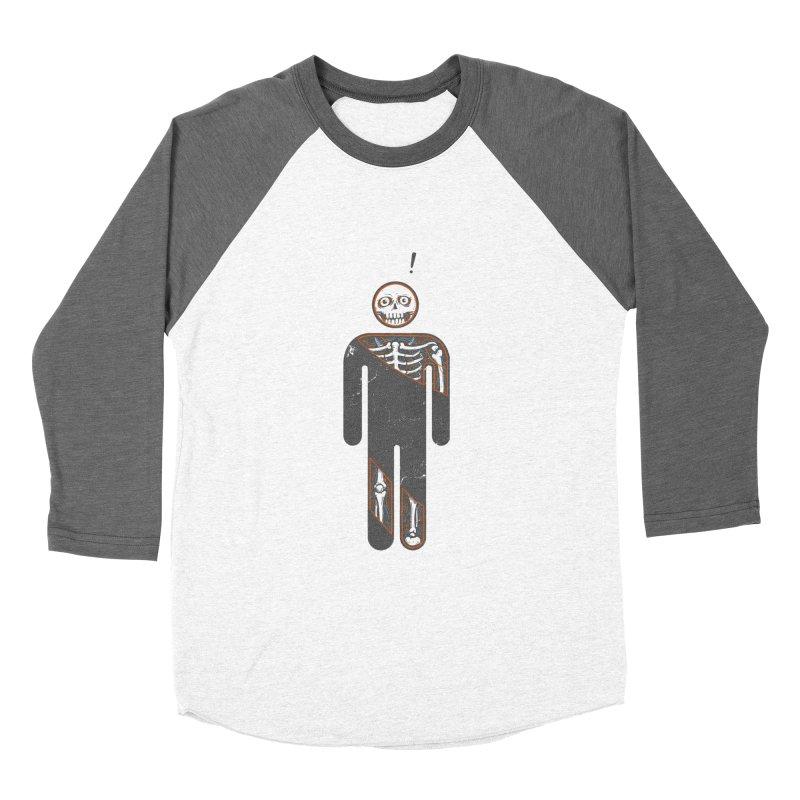 Anatomy of Icon Women's Baseball Triblend T-Shirt by ZulfikriMokoagow shop
