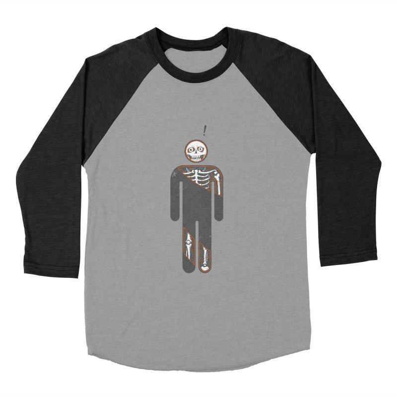Anatomy of Icon Men's Baseball Triblend T-Shirt by ZulfikriMokoagow shop