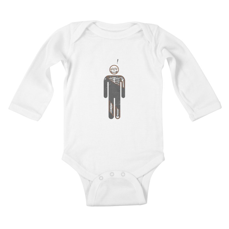 Anatomy of Icon Kids Baby Longsleeve Bodysuit by ZulfikriMokoagow shop
