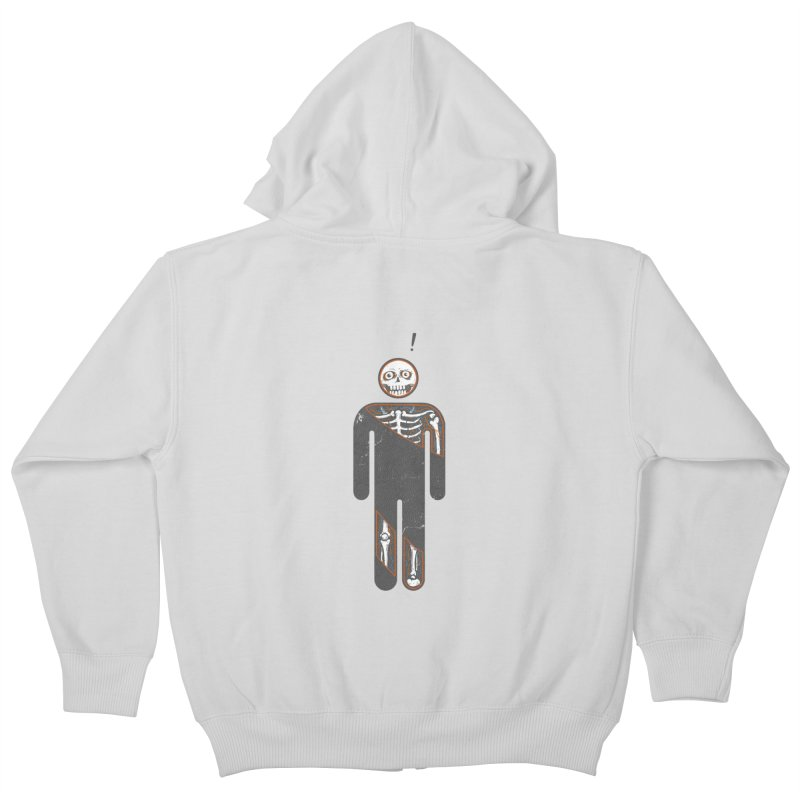 Anatomy of Icon Kids Zip-Up Hoody by ZulfikriMokoagow shop