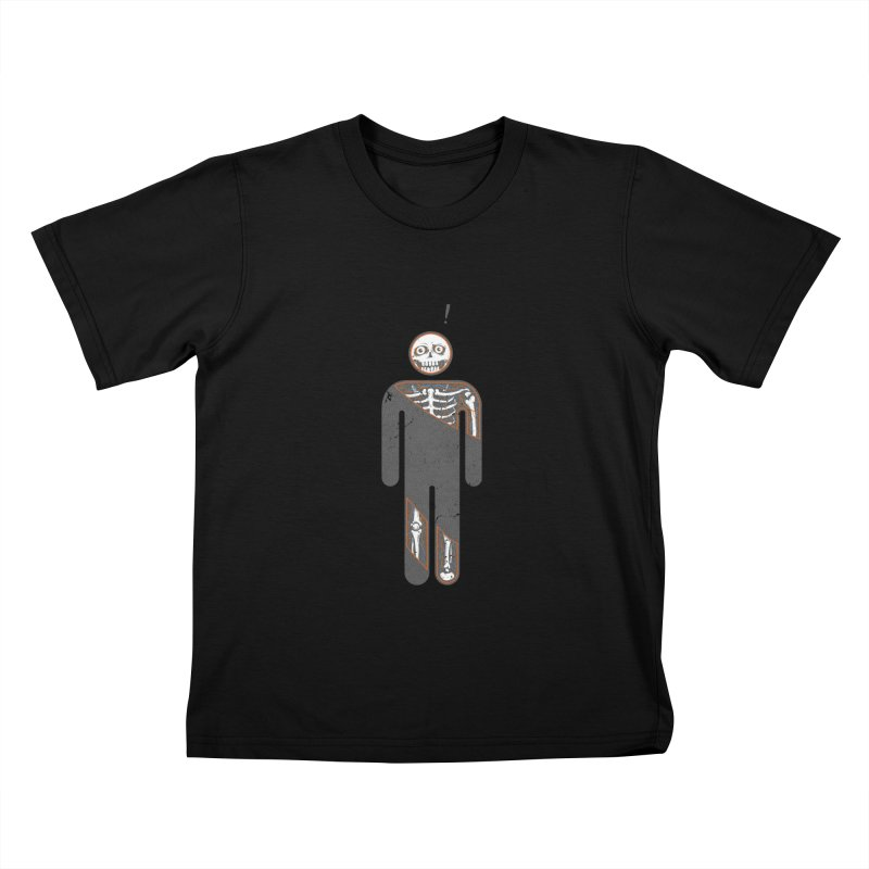 Anatomy of Icon Kids T-Shirt by ZulfikriMokoagow shop