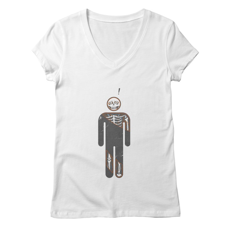Anatomy of Icon Women's V-Neck by ZulfikriMokoagow shop