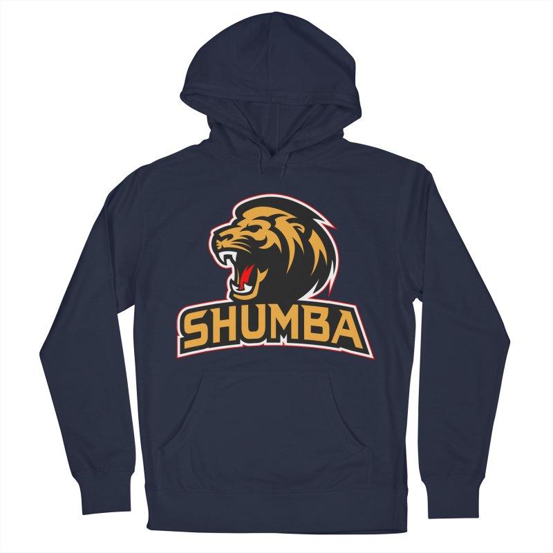 Shumba in Men's Pullover Hoody Navy by Zulu Faz Merch Shop