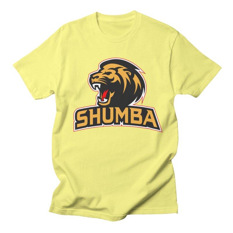 Shumba in Men's T-shirt Lemon by Zulu Faz Merch Shop