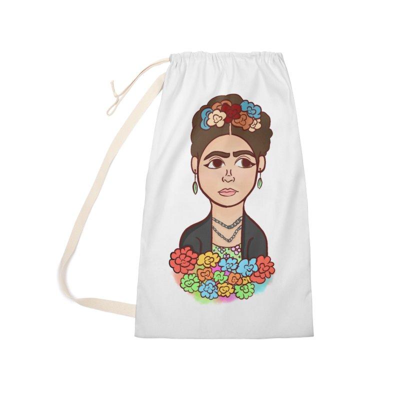 Frida K Accessories Bag by ZuniReds's Artist Shop