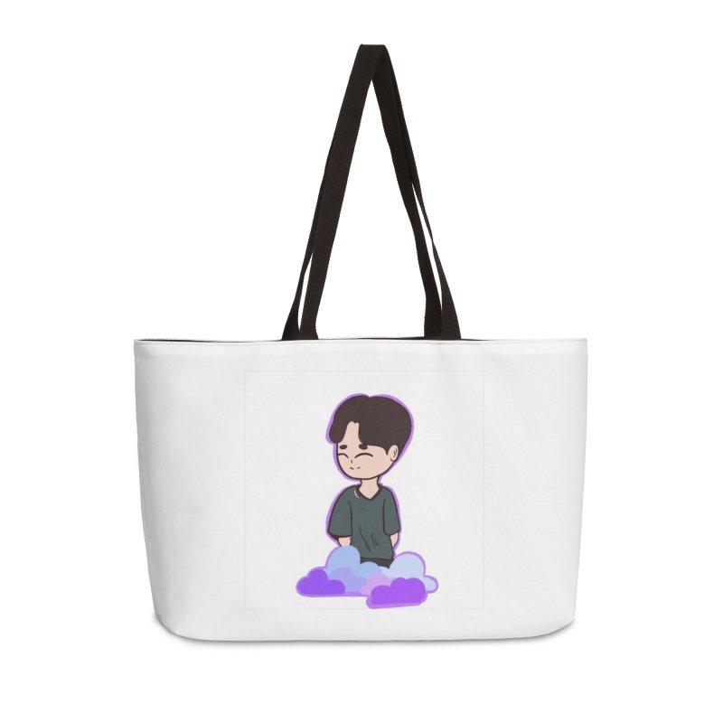 BTS boy Accessories Bag by ZuniReds's Artist Shop