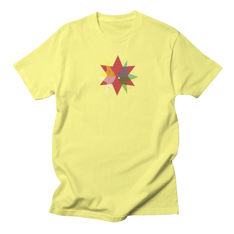 Star Men's T-Shirt by ZuniReds's Artist Shop