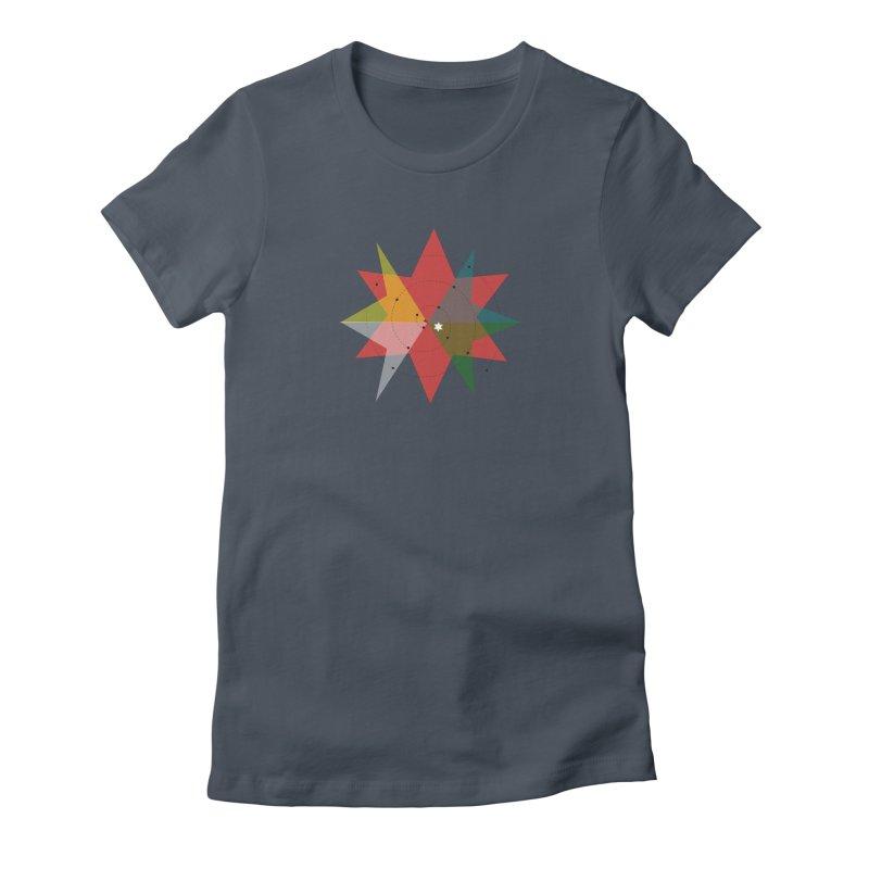 Star Women's T-Shirt by ZuniReds's Artist Shop