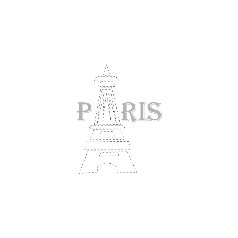 Paris Men's T-Shirt by ZuniReds's Artist Shop
